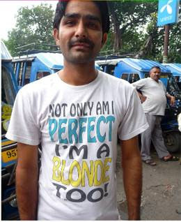 10 Hilarious Indian T-Shirt Funny Quotes