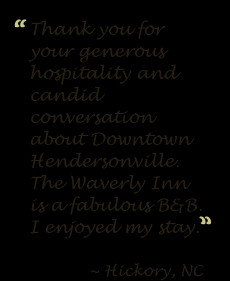 Thank You for Your Hospitality Quotes