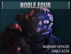 Part 11: Info - Noble Team