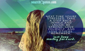 ... quotes with pictures Positive Thinking quotes with pictures Stress