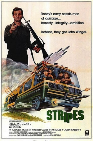 Stripes (1981) - Screen Insults - TV & Movie Quotes