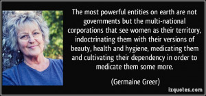 The most powerful entities on earth are not governments but the multi ...