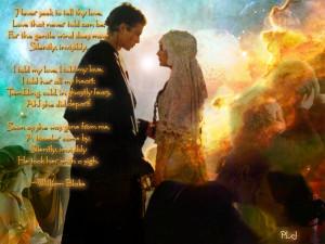 Summer_Leanne Anakin and Padme: Everlasting True Love