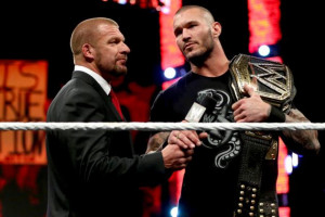 Feud with Triple H Is Only Way to Rehabilitate Randy Orton's Character