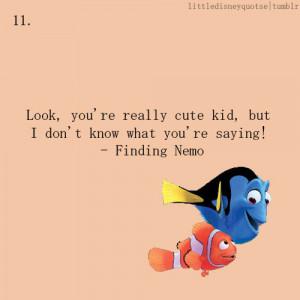 ... nemo merlin disney movies disney disney quotes littledisneyquotes