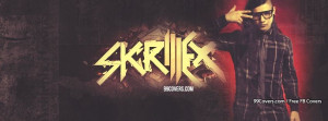 Skrillex Inspirational Quotes Skrillex facebook covers