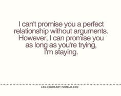 ... quotes | cant promise | NuttyTimes – Beautiful Quotes & More