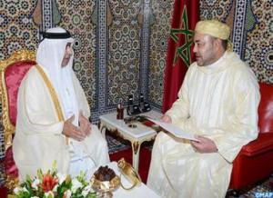 Of Qatar Carrying Message From HH Sheikh Tamim Bin Hamad Al Thani