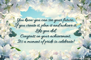 Back > Gallery For > Congratulations You Made It Quotes