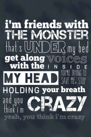 Monster-Rihanna and Eminem