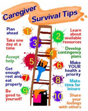 Autism & Caregiver Survival Tips
