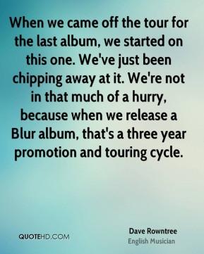 Blur Quotes