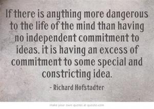 Richard Hofstadter.