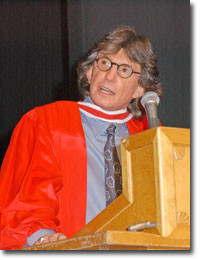 Address to convocation by Dr. Henry A. Giroux