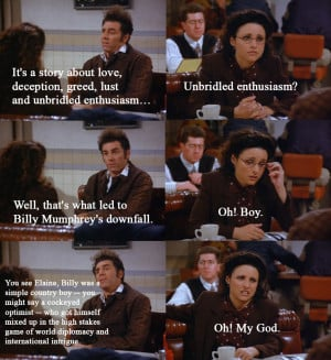Seinfeld Show Quotes Seinfeld · 10 comments