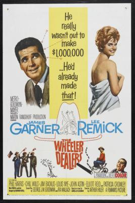 The Wheeler Dealers 1963 Arthur Hiller Camas Separadas picture