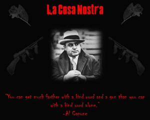 Funny Mob Mafia Quotes