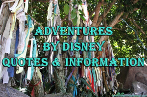 Adventures by Disney Travel Quotes and Information Request