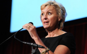 Tina Brown's New Catch Phrase: 'B to the W!'
