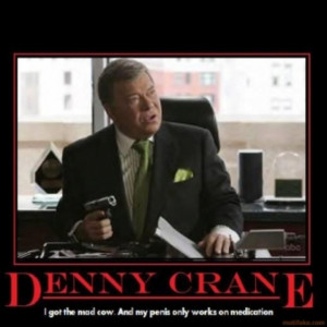 Denny Crane -- Boston Legal