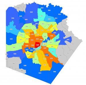 No zip code in San Antonio is safe from violent crime, records search ...