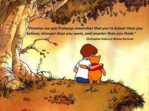No matter what you've been told, you are stronger than you think ...