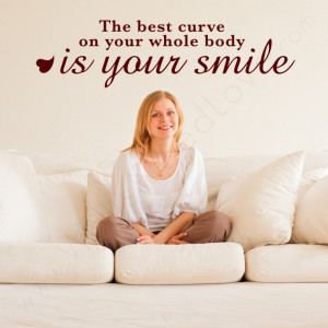 Inspirational Smile Quotes Gallery: Beautiful Smile Quotes For You