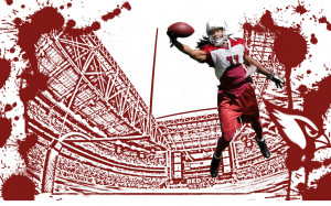 Larry Fitzgerald Background