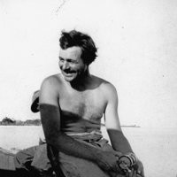 ... quote photo: Ernest Hemingway Fishing Hemingway-Fishing-Key-West