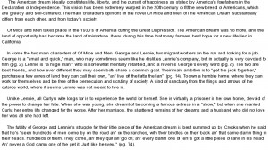 american men quotes  quotesgramessay on the american dream in of mice and men