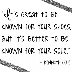 Quote of the Week: Kenneth Cole