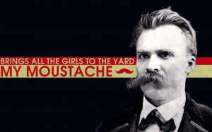 My Mustache Brings The Girls To The Yard Wallpapers