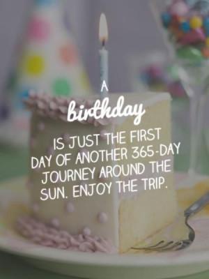 Happy Birthday Old Friend Quotes