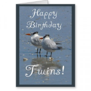 happy birthday wishes happy birthday twins quotes birthday messages ...