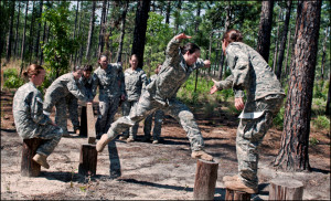 Army Women Quotes As female soldier, the only