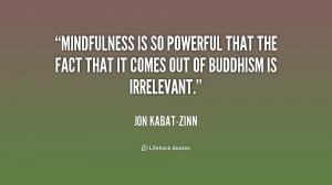 Jon Kabat Zinn Quotes