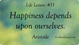 Aristotle Quotes On Happiness (9)