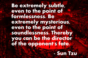 Sun Tzu / Art of War Quotes