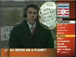 Wade Boggs...Legendary Beer Drinker