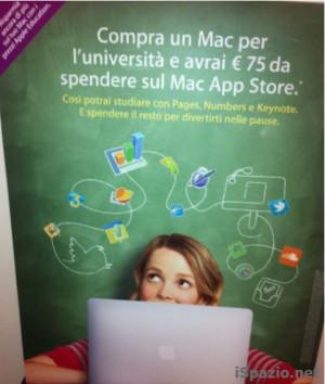 Confirmed Apple Back School