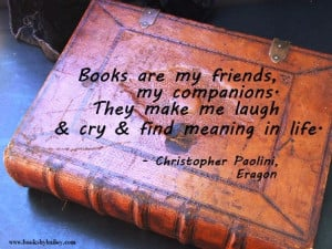 Famous Christopher Paolini Quotes