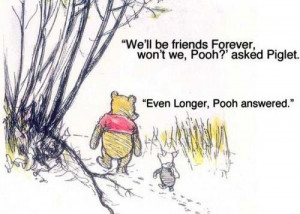 Winnie The Pooh And Piglet Quotes About Love