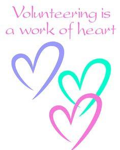 Priceless Volunteers