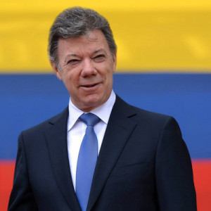 Colombian President Juan Manuel Santos (Photo: Facebook official ...