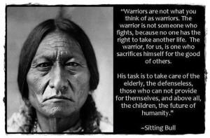 Warrior Sayings