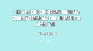 Welcome Summer Quotes