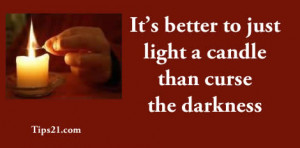 Funny Candle Quotes
