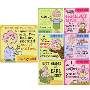 AUNTY-ACID-COASTERS-TEA-COFFEE-DRINK-FUNNY-QUOTES-NEW-FACEBOOK-HUMOUR ...