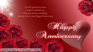 Anniversary Ecards For Wife/Husband « Free Cards 4 Dear 1