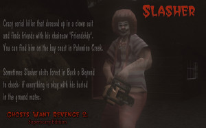 Slasher image - Ghosts Want Revenge 2: Superscary Edition Mod for ...